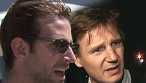 Bradley Cooper, Liam Neeson -- Keep Us Off that Big Screen!