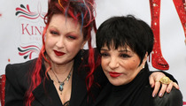 Cyndi Lauper vs. Liza Minnelli: Who'd You Rather?