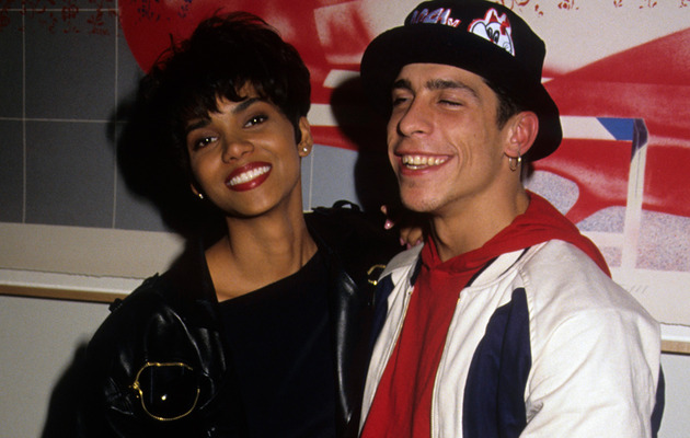 They Dated? New Kids on the Block Star Hooked Up with Halle Berry