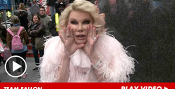 Joan Rivers -- Finally ... Someone Funny Is Hosting &#039;The Tonight Show&#039;