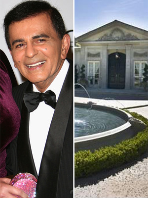 Casey Kasem Selling $42 Million Bel Air Home!