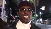 Wesley Snipes -- Released from Prison