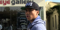 Diddy's Stepson -- Swatting Is Scary ... But I'm Glad the Cops Came!
