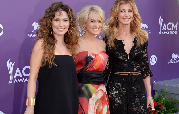 ACM Awards Red Carpet: Who Looked Like a Cockatoo?
