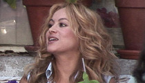 Paulina Rubio -- I Didn't Beat You Up ... But Here's $6,000