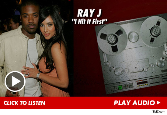 Kim Kardashian Superstar Ray J