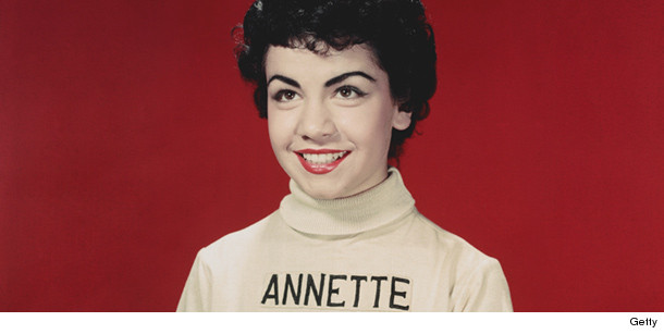 Annette Funicello Dead -- Stars React To Her Death