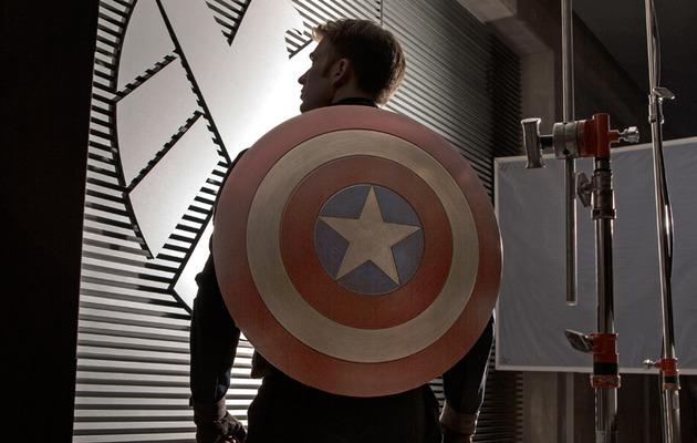 """Captain America"" Sequel Starts Filming, ""Avenger"" Joins Cast"