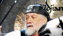 Mick Fleetwood Tells Wife -- You Can Go Your Own Way