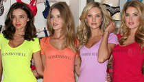Supermodels -- Team Bombshell?