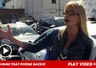 Jaime Pressly -- Estella Warren Messed