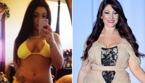 Deena Cortese On Beach Bod: Couple More Pounds to Lose!