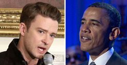 Justin Timberlake vs. Barack Obama -- Who'd You Rather?