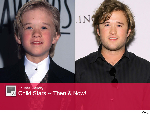 Male Child Actors Then And Now Child stars then & now!