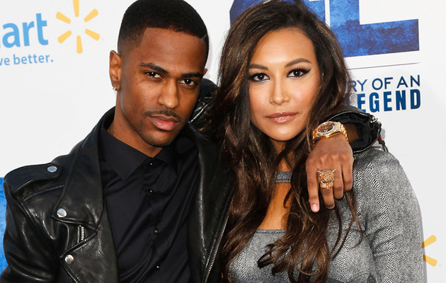 """Glee"" Star Naya Rivera, Big Sean Dating!"