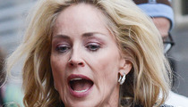 Sharon Stone Picks ANOTHER Fight ... with the Nanny