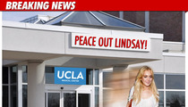 Lindsay Lohan Released from UCLA Rehab