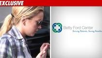 Lindsay Lohan -- Rehabbin' at Betty Ford