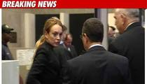 Lindsay Lohan -- Judge Orders Her to Rehab