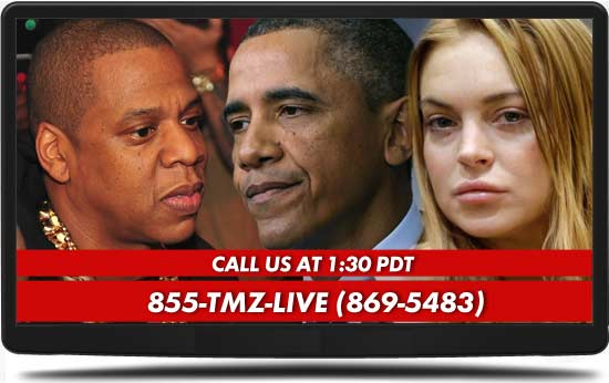 TMZ Live: Jay-Z Rap Fingers Prez Obama in CubaGate