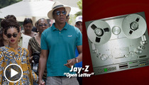 """Jay-Z Raps About Cuba -- """"Obama Said 'You Gonna Get Me Impeached'"""""""