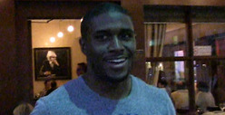 Reggie Bush -- Busts Up Over Barry Sanders Convo