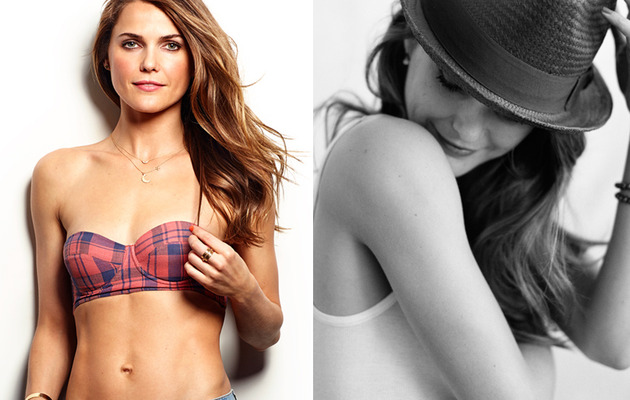 Keri Russell, 37, Flaunts Ridiculous Abs in Women's Health