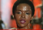 Lauryn Hill -- Terrifying Threats Made Me Quit Music AND