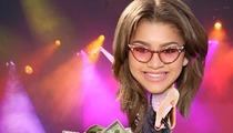 'DWTS' Star Zendaya -- I Can't Vote ... But I CAN Cash Big Checks