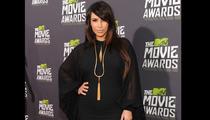 Kim Kardashian -- My Pregnancy Has Legs!
