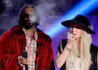Snoop & Ke$ha -- Whatcha Smoki