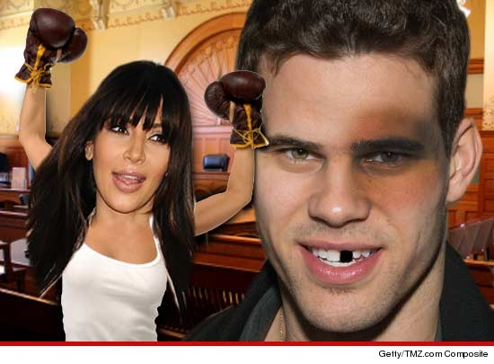 Kim Kardashian Wins Big Legal Victory Against Kris Humphries