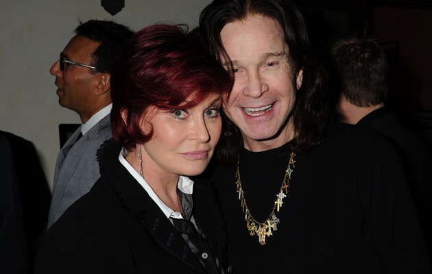 Ozzy and Sharon Osbourne Split!