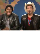 """SNL"" Parodies LL Cool J and Brad Paisley"
