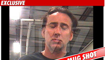 Nic Cage Arrested for Domestic Abuse