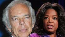 Ralph Lauren Had Oprah On The Brain and Ran Me Over ... NEW LAWSUIT