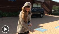 Lindsay Lohan -- Sober Coachella ... Mission Accomplished