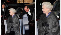 Queen Elizabeth Goes to 'Narnia'