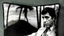 'Scarface' Pillow Talk