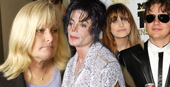 MJ&#039;s Mom Katherine Jackson Fears Debbie Rowe Could Blow Lid Off Paternity Issue