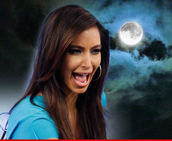 Pregnant Kim Kardashian Hairy Everywhere Again