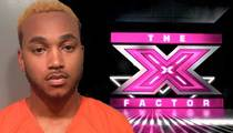 'X Factor' Contestant Steals Car
