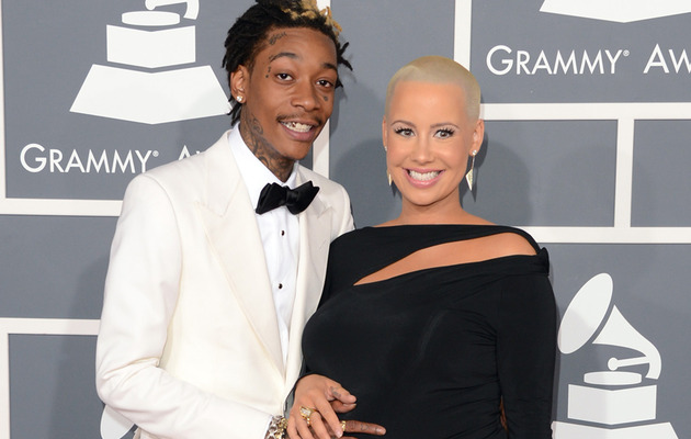 Amber Rose Shows Off Massive New Tattoo!