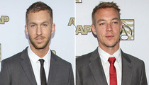 Calvin Harris vs. Diplo: Which DJ Would You Rather?
