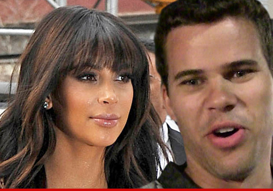 Kim Kardashian -- 'Excited' To See Kris Humphries