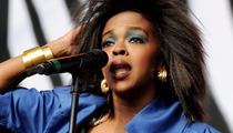 Lauryn Hill -- Sued for Eviction