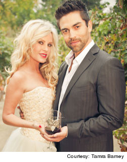 Tamra Barney and her fiance Eddie Judge's wedding date has been a
