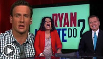 Fox Anchors Fall Apart Over Ryan Lochte's Dumbness