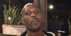 DMX -- I Have a Bone to Pick With Oprah Over Drug Interview