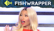"Love It or Leave It: Nicki Minaj Looked Like This During Last Night's ""American Idol"""
